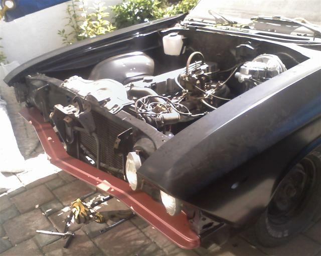Mi Chevelle 1969, The Road Warrior (tm)
