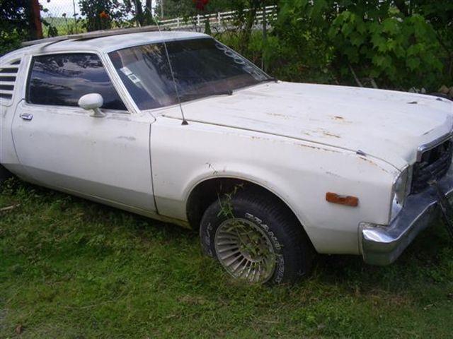 Valiant SuperBee 1979 ¨Blacky¨