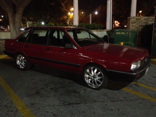 CORSAR VW 1986