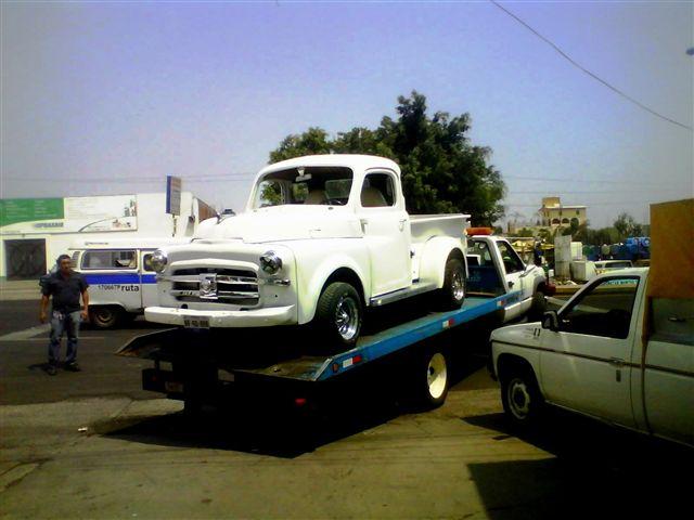 Dodge De Soto Pick Up 1952 (¨Media¨ ¨Restauracion¨)