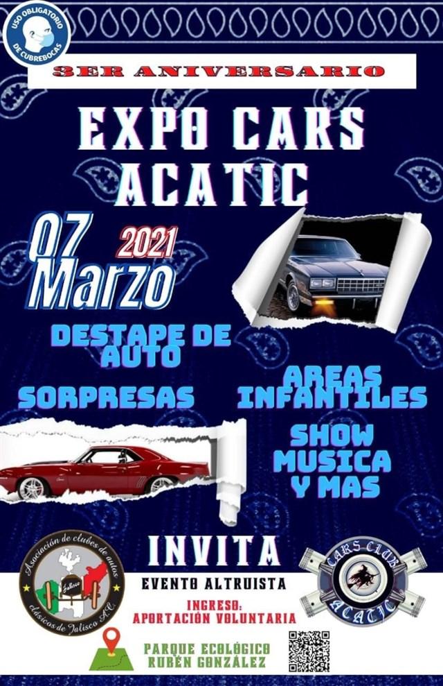 3er Aniversario Expo Cars Acatic
