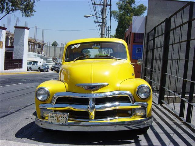 Chevrolet 3100 Pick up 1954