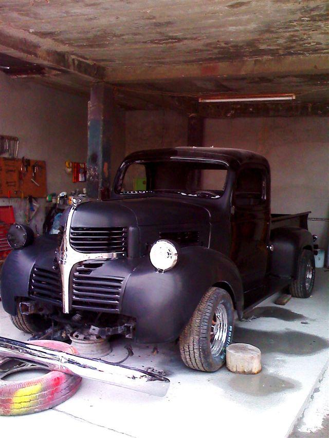 Pickup Dodge 1947