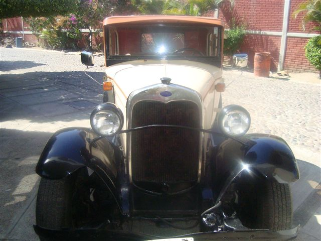 FORD A CABRIOLET 1931