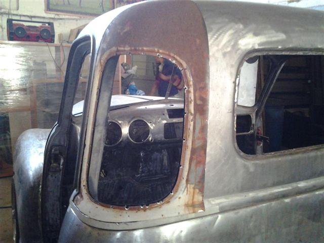 Segunda Parte GMC Pick Up 1953