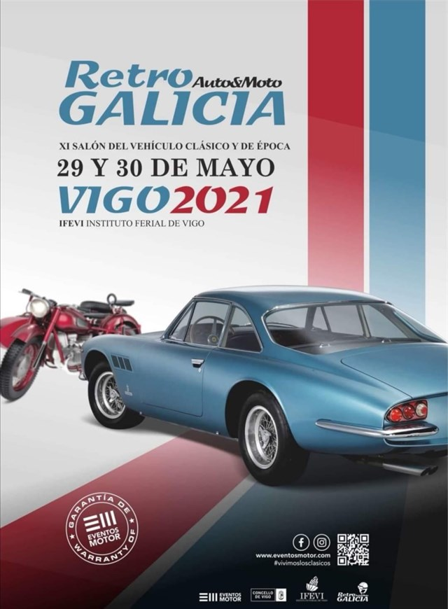 IX Retro Galicia Auto&Moto