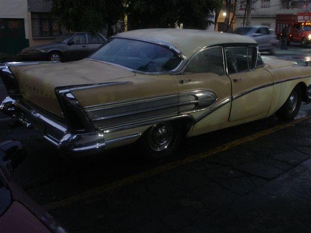 Mi Buick 1958