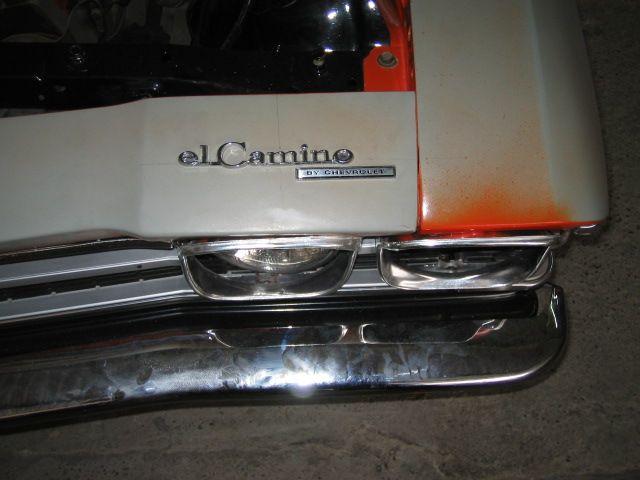 EL CAMINO SS 1969