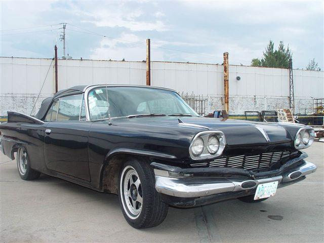 Dodge Polara 500 1960 Convertible