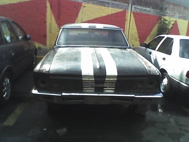 Chevelle 1966 volviendo a la vida
