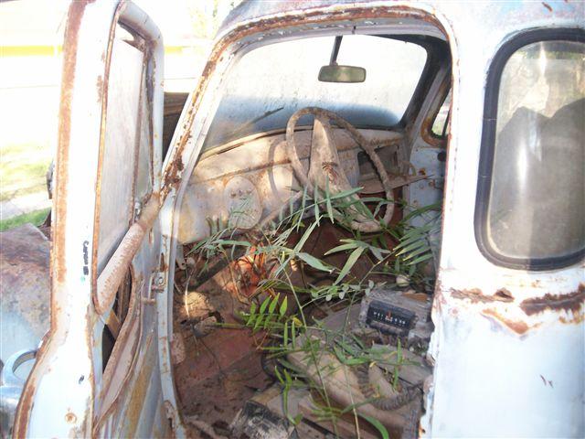 Restauración Chevy Pick Up 3100 1954