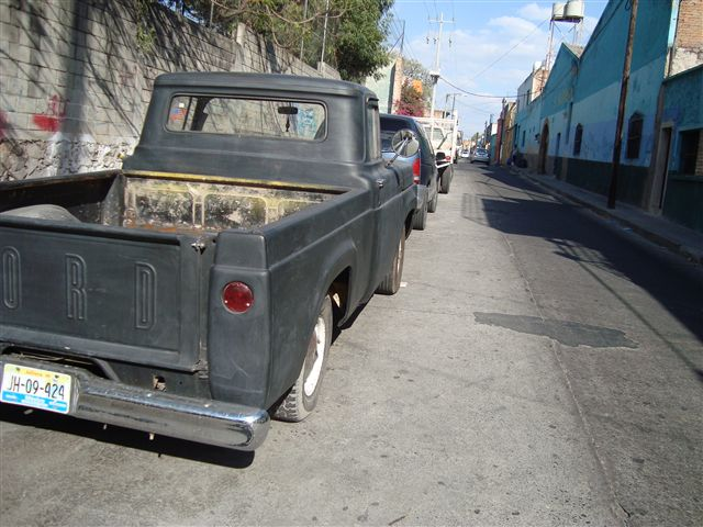 Ford F-100 1960
