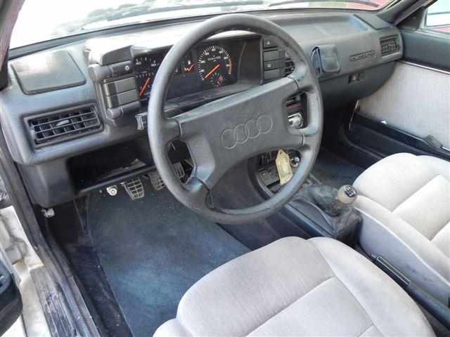 Audi 4000CS Quattro 1986