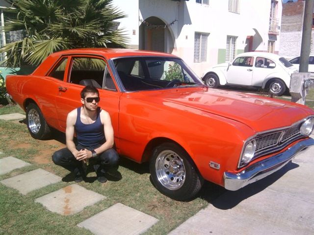 Ford Falcon Sports Coupe 70