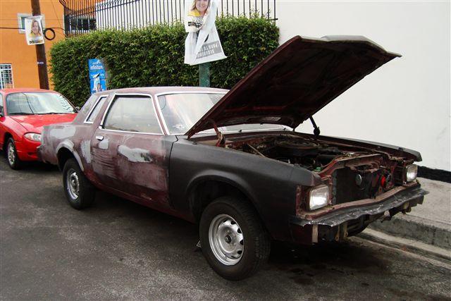 Dodge Dart 1980