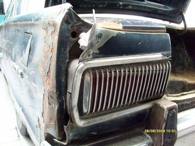 Dodge Coronet 1967 hard top alias