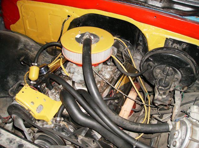 Mi Chevy PickUp Clasica 1970