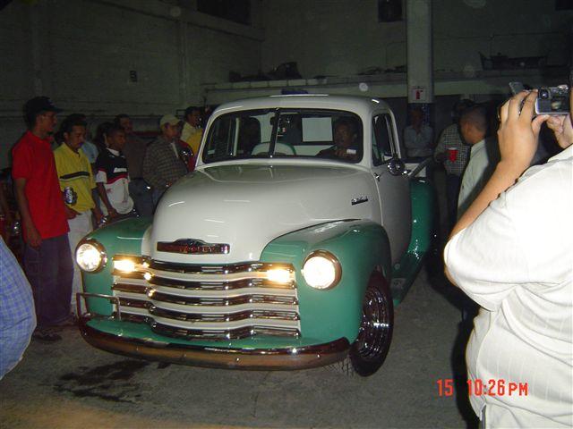 RESTAURACION DE PICK UP CHEVROLET 1951