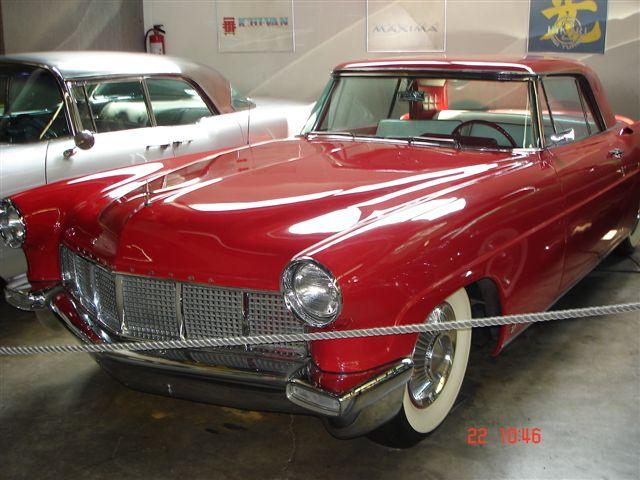 Visita al Museo del Automóvil Antiguo DF