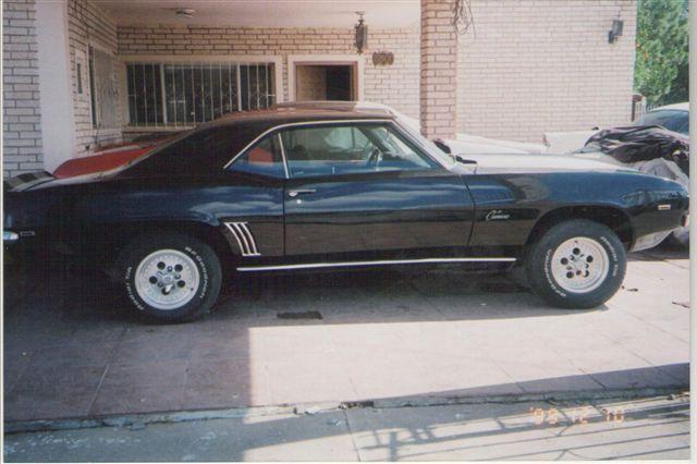 CAMARO RS 1969  RESTAURADO