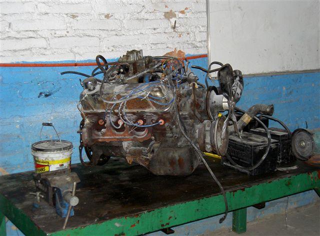 Mustang 73 convertible terminado