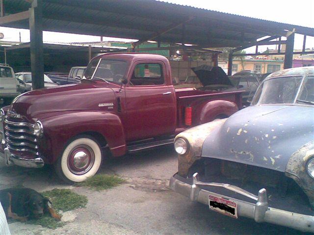 Chevrolet BelAir 1952