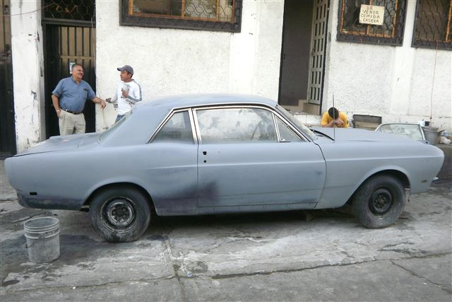 El Falcon 1969 Mot-289