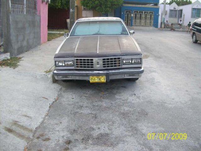 oldsmobile delta 88 royal,modelo 85