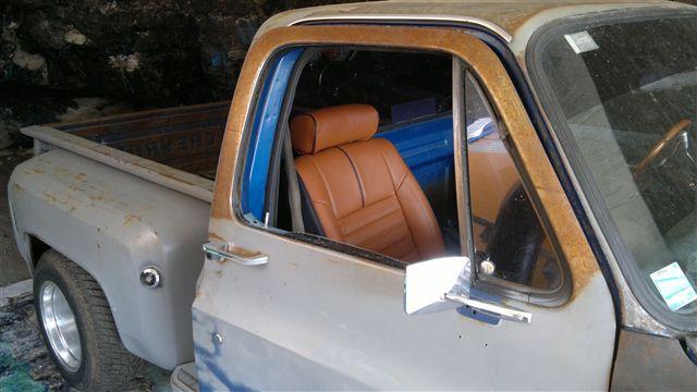 chevy pickup 77