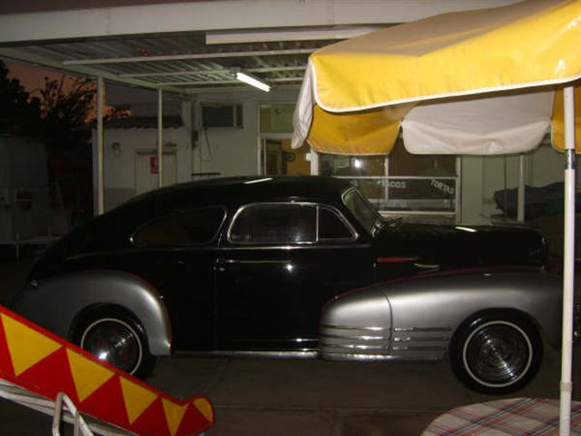 CHEVY FLEETLINE AEROSEDAN 1947