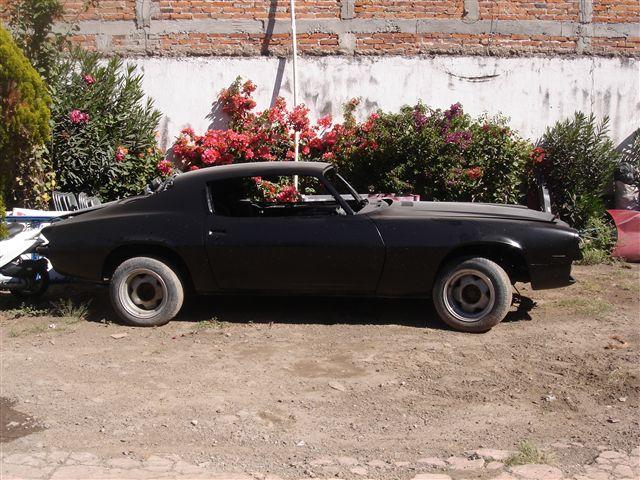 Proyecto Camaro ´74