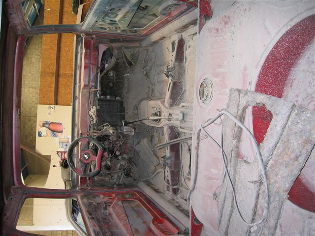 RESTAURACION VW CARIBE GT