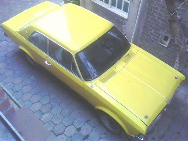 OPEL OLIMPICO 1968