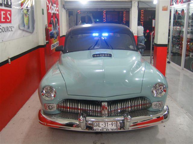 Ford Mercury 1949 STREET ROD - transformacion