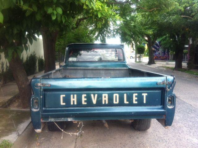Chevrolet Pick up, 1964