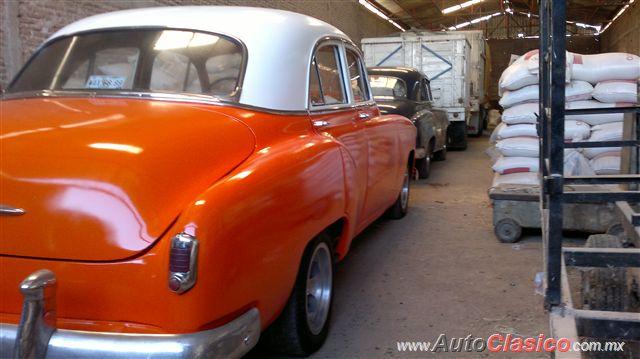 chevrolet 1952 sedan 4 puertas