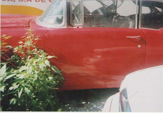 CHEVROLET BELL   AIR 1957