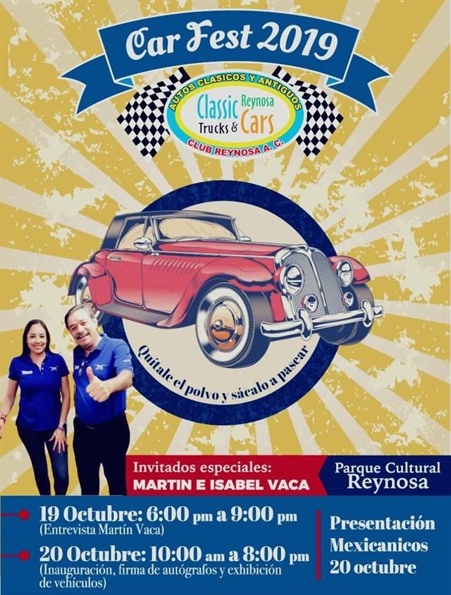 Reynosa Car Fest 2019