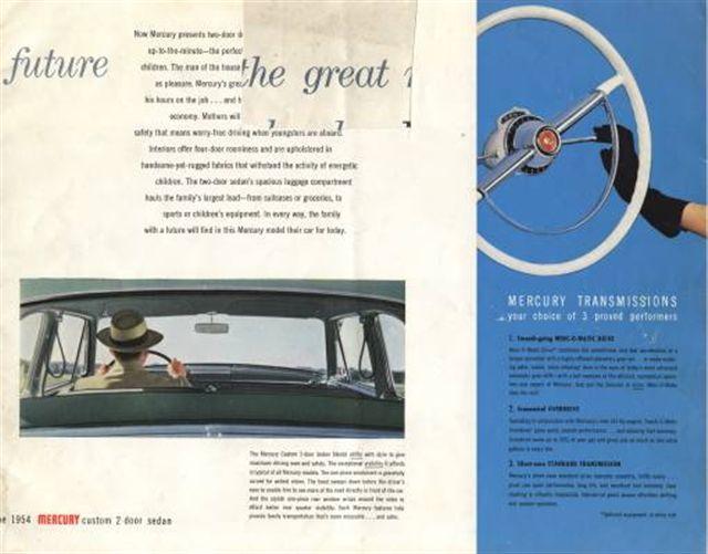 Mercury 1954