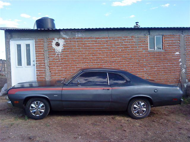 Plymouth Valiant Duster 1970