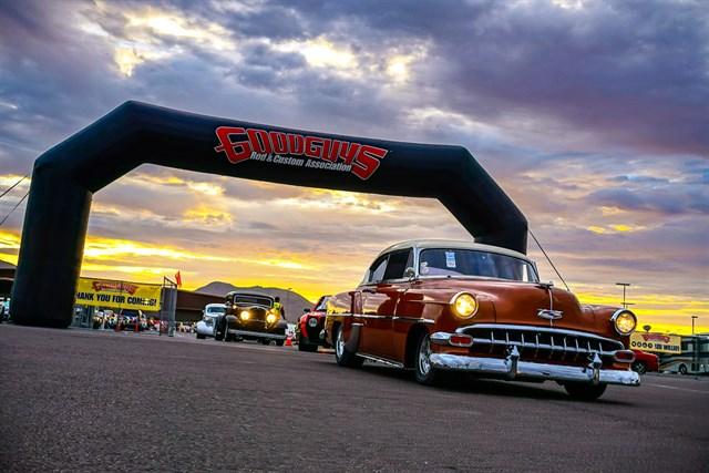 23rd Speedway Motors Southwest Nationals presented by Barrett-Jackson