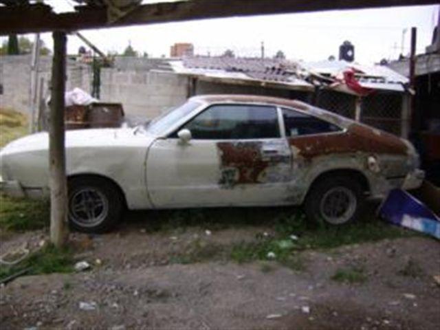 Gengis Khan Mustang Mach 1 1974