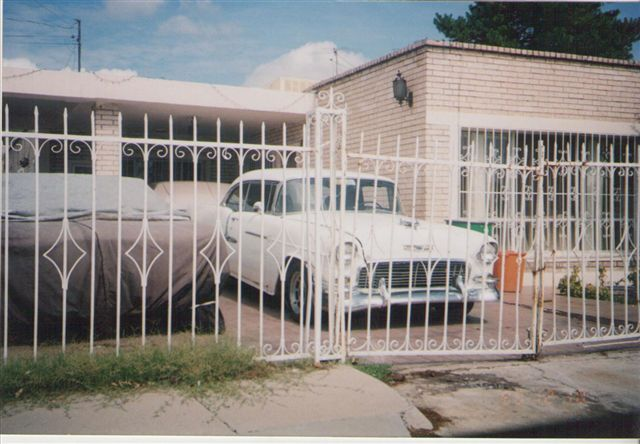 CHEVROLET BELL AIR 1955