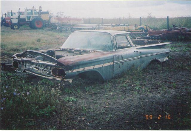 CAMINO 1959