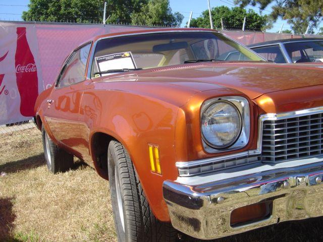 1973 Chevelle Malibú 454 HT