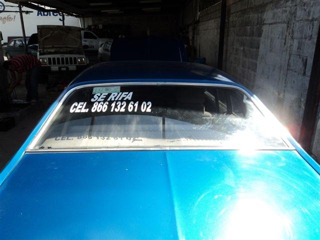 chevy nova 74 en el autodromo