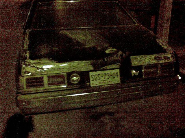 mi chevy nova 1975 con su motor 454