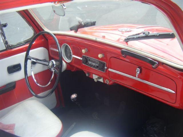 Vocho Vochito VW modelo 1971