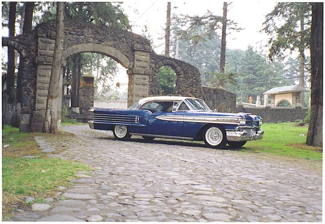 OLDSMOBILE 58 MX