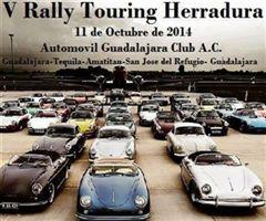 Más información de V Rally Touring Herradura